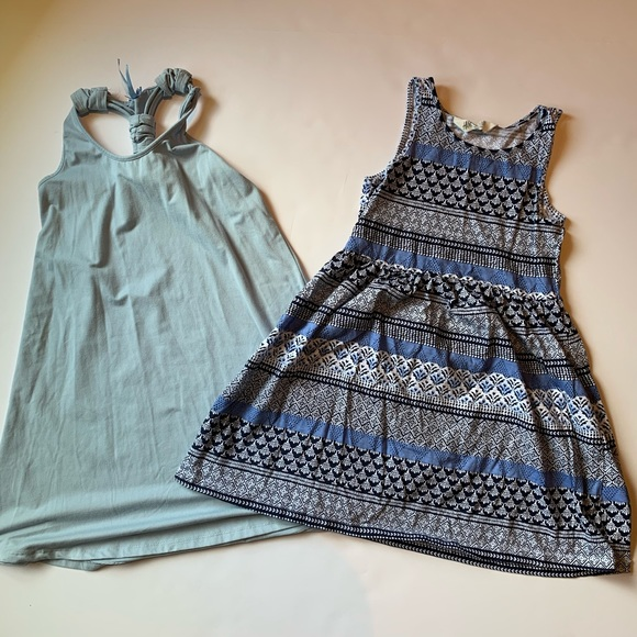 H&M Other - Bundle of two dresses H&M + Poof sz S